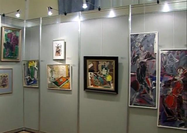Expozitia SCAR la MMB - Intre traditional si avangarda - 19.06-15.07.2012.2012 Alma Redlinger
