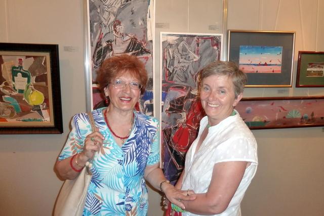 Expozitia SCAR la MMB - Intre traditional si avangarda - 19.06.2012