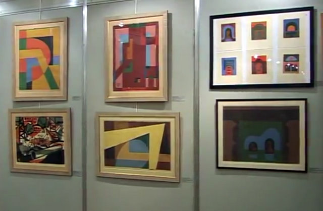 Expozitia SCAR la MMB - Intre traditional si avangarda - 19.06-37
