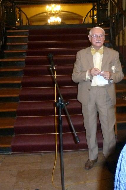 Presedintele SCAR Vasile Parizescu