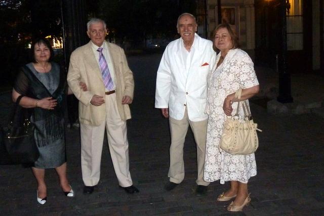 Ileana Florea, Dan Ursuleanu, Florin Colonas, Camelia Stanescu