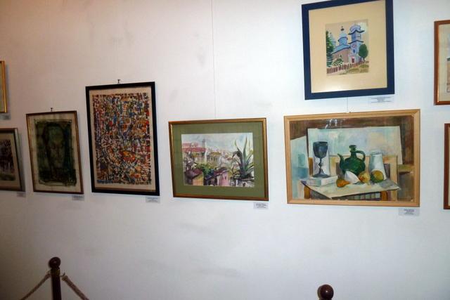 Tablouri de Magdalena Radulescu, Claudia Popescu, Spiru Chintila