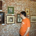Tablouri de Corneliu BABA si pictorul Florin GHERGU