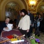 """Lansare vol III """"Pictorul Vasile Parizescu"""""""