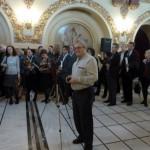 """29.11.2012 - Lansare vol III """"Pictorul Vasile Parizescu"""""""