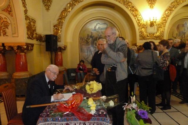 121129 Lansare vol III Pictorul Vasile Parizescu - -44