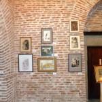 la Muzeul National Cotroceni 2012 (in stanga, jos)
